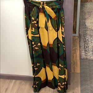 Dresses & Skirts - 💥🎉🎊NEW AFRICAN PRINT SKIRT